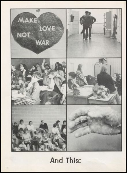 1973 Harmony Grove High School Yearbook Page 8