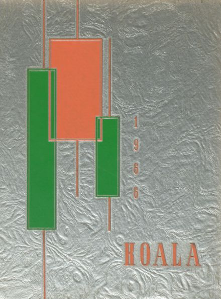 1966 Polytechnic High School Yearbook Cover