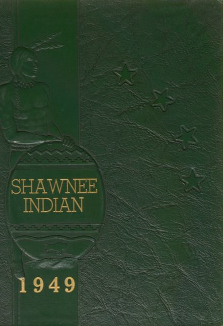 1949 Shawnee High School Yearbook