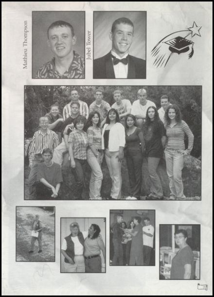2001 Lometa High School Yearbook Page 7