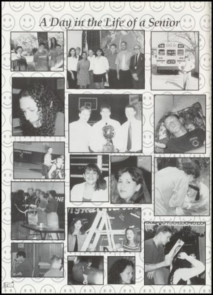 2001 Lometa High School Yearbook Page 8