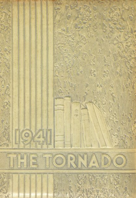 1941 Union City High School Yearbook Cover