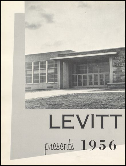 1956 Levittown Memorial High School Yearbook Page 6