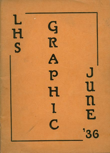 1936 Liverpool High School Yearbook Page 1
