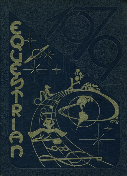 1979 Schlagle High School Yearbook Cover