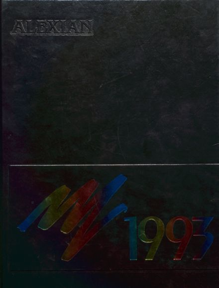 1993 Jefferson High School Yearbook Cover
