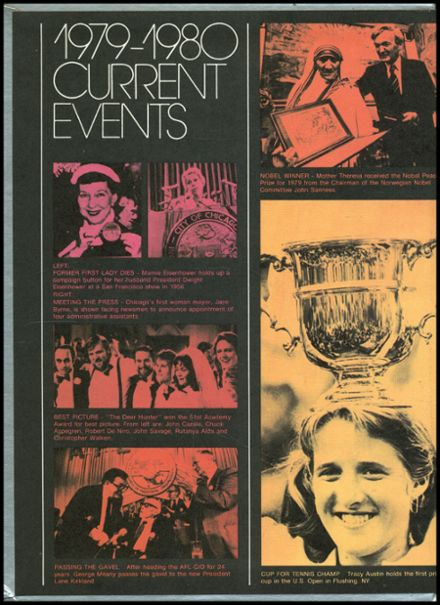 1980 Preble High School Yearbook Page 2