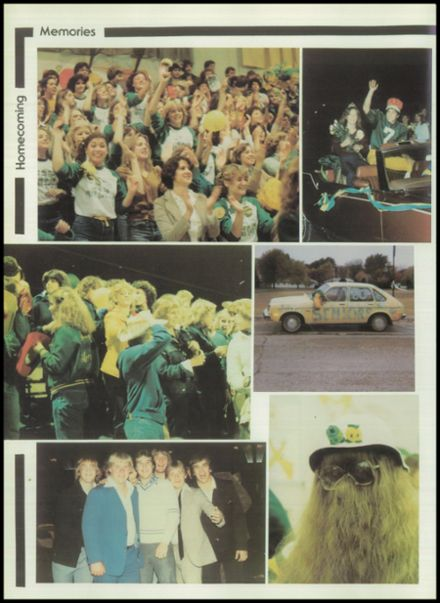 1980 Preble High School Yearbook Page 8