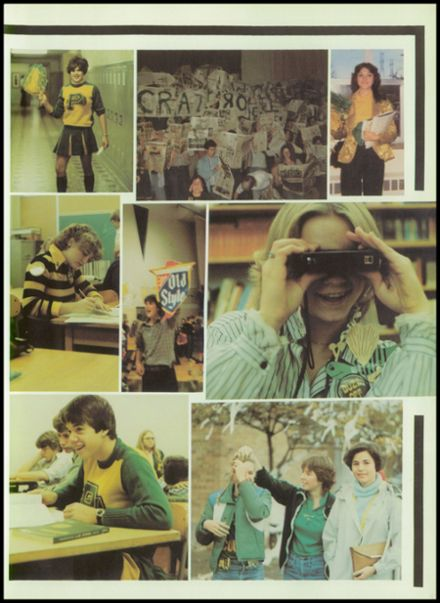 1980 Preble High School Yearbook Page 9