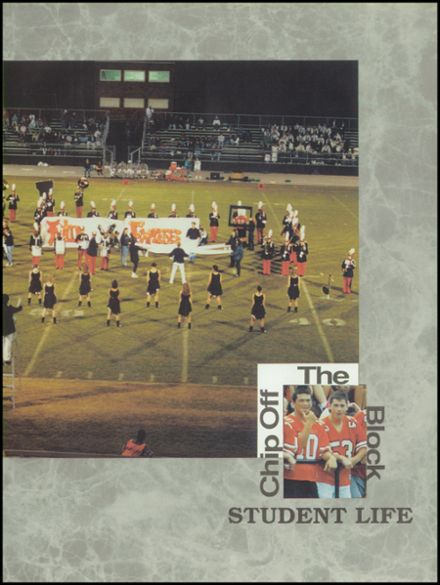 Explore 1993 Southeast Guilford High School Yearbook Greensboro Nc