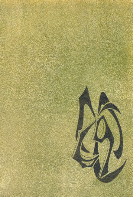 1969 Moffat County High School Yearbook Cover