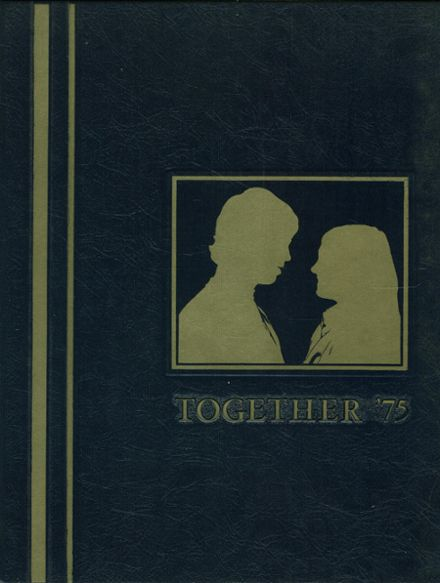 1975 Sussex Central High School Yearbook Cover