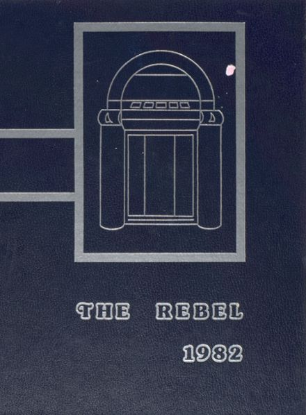 1982 Franklin Road Academy Yearbook Cover