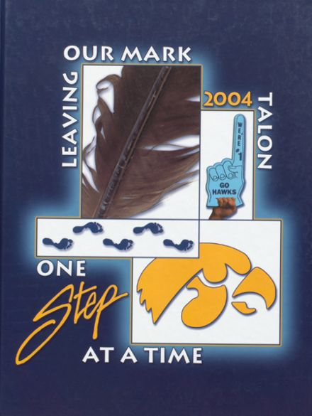 2004 River Hill High School Yearbook Cover