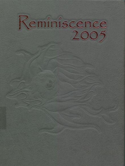 2005 Harrison High School Yearbook Cover
