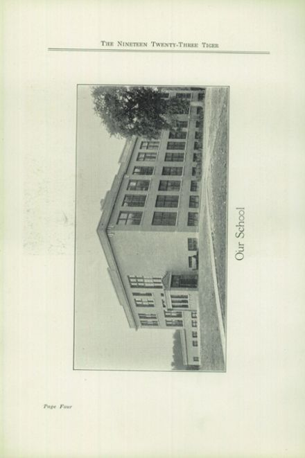 1923 Ripon High School Yearbook Page 6