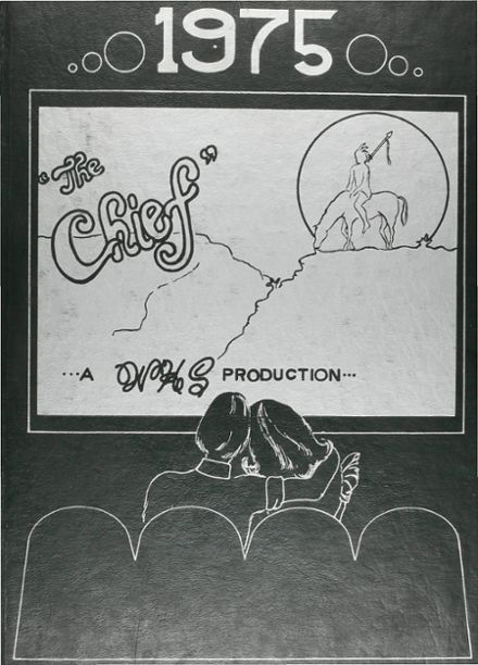 1975 Waxahachie High School Yearbook Page 1