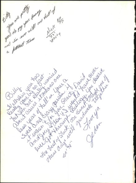 1975 Waxahachie High School Yearbook Page 4