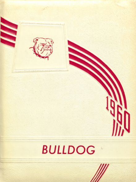 1960 Hi Plains High School Yearbook Cover