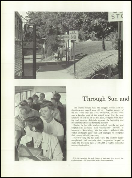 1967 Huntington High School Yearbook Page 8