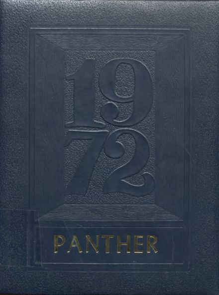 1972 Jal High School Yearbook Cover