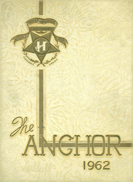 1962 Francis Hammond High School Yearbook Cover