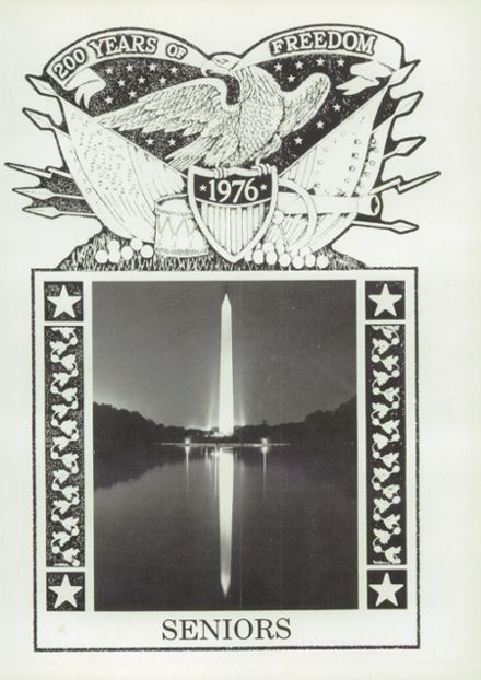 1976 Ripon High School Yearbook Page 7