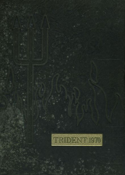 1970 Springbrook High School Yearbook Cover