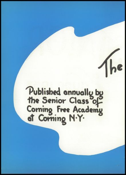 1953 Corning Free Academy Yearbook Page 6