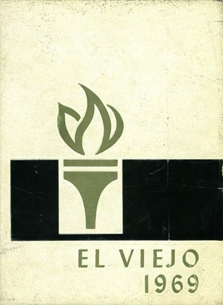 1969 Mission Viejo High School Yearbook Cover