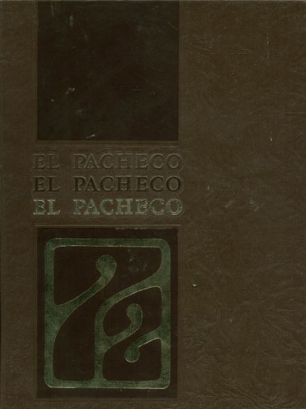 1972 Los Banos High School Yearbook Cover