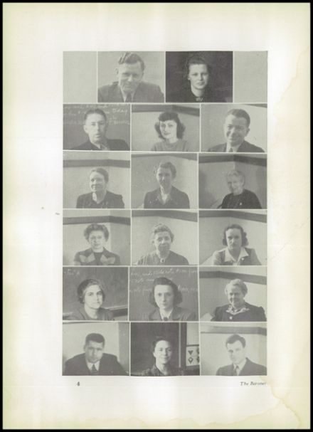 1943 Johnstown High School Yearbook Page 6
