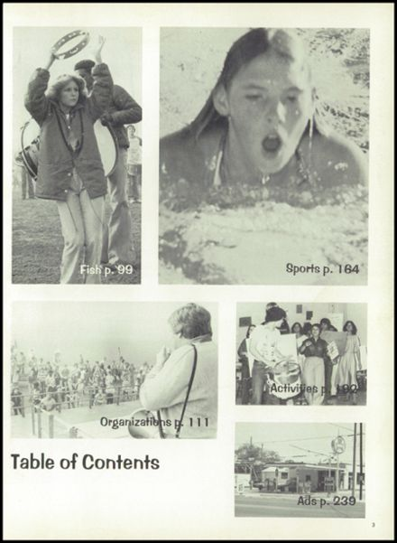 1979 Bay City High School Yearbook Page 7