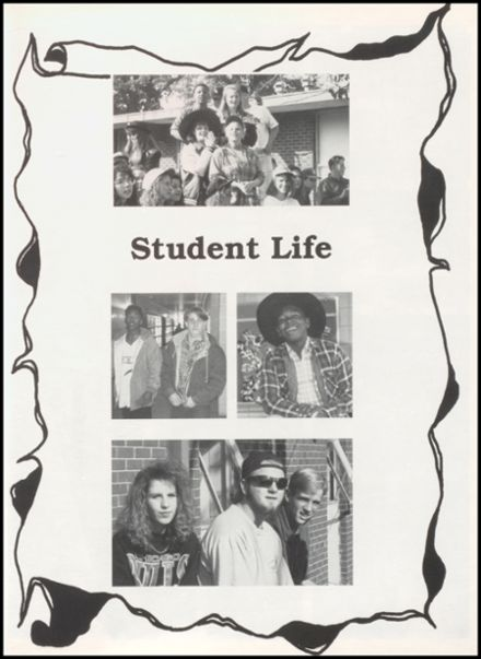 1994 Clarendon High School Yearbook Page 7