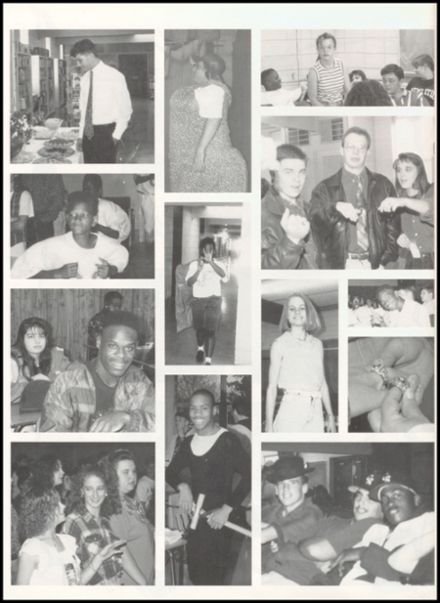 1994 Clarendon High School Yearbook Page 8