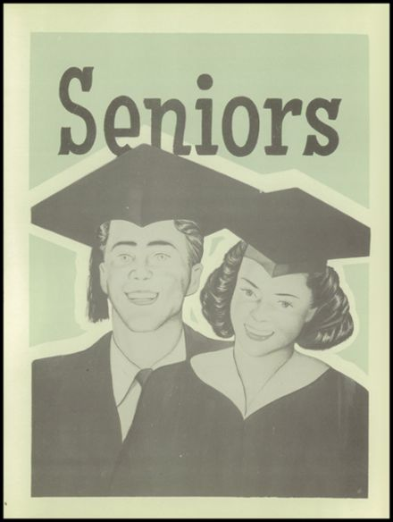 1949 Dale High School Yearbook Page 9