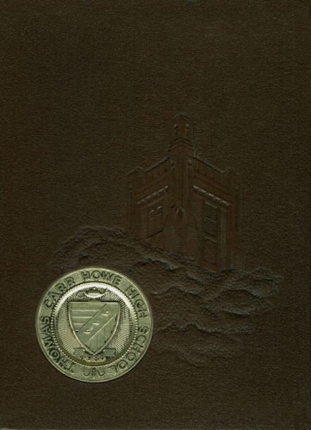 1970 T. C. Howe High School 420 Yearbook Cover