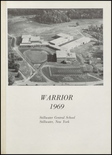 1969 Stillwater High School Yearbook Page 5