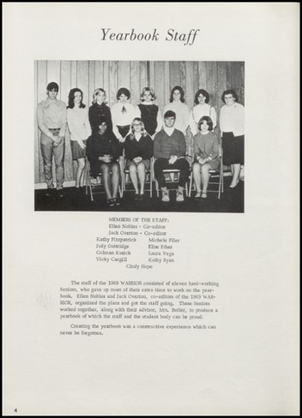 1969 Stillwater High School Yearbook Page 8