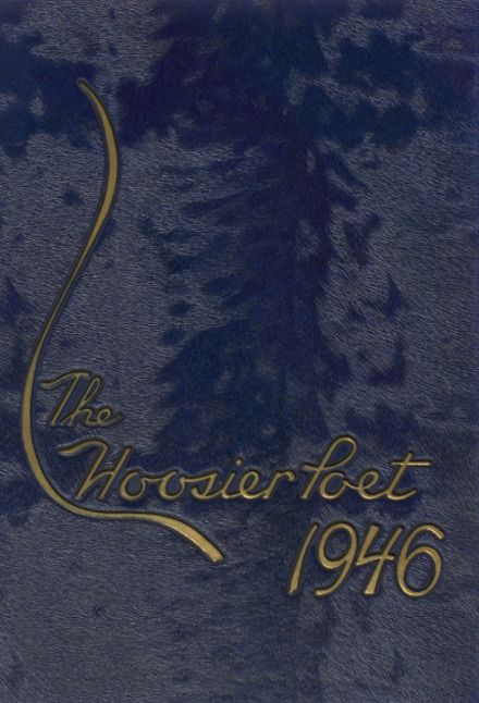 1946 James Whitcomb Riley High School Yearbook Cover