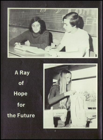 1973 Mira Loma High School Yearbook Page 6
