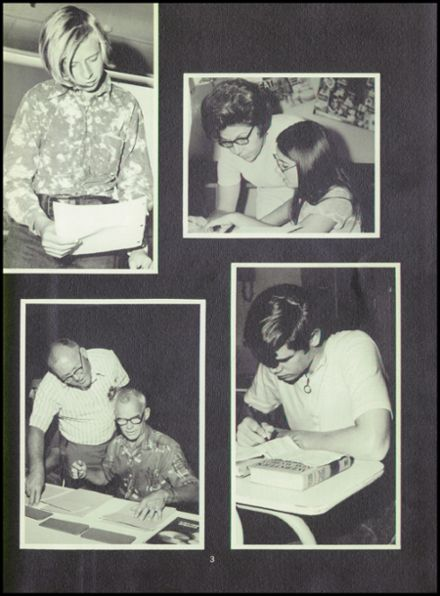 1973 Mira Loma High School Yearbook Page 7