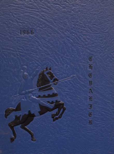 1966 West Holmes High School Yearbook Cover