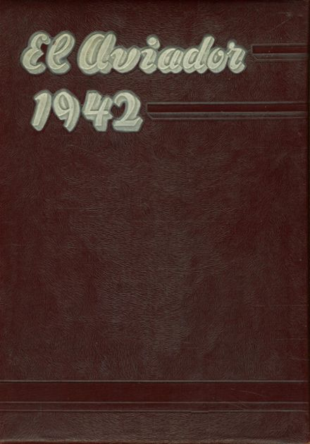 1942 Excelsior Union High School Yearbook Cover