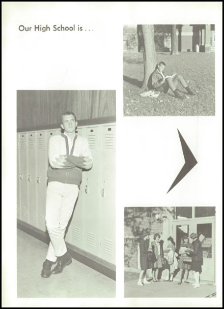 1966 Sioux Center Community High School Yearbook Page 6