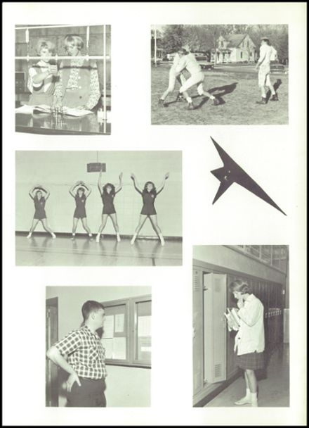 1966 Sioux Center Community High School Yearbook Page 7