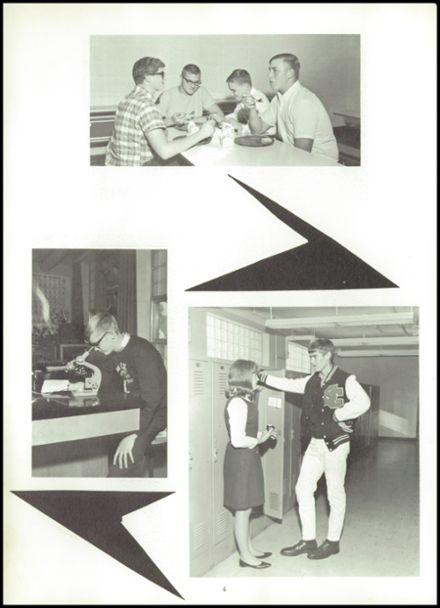 1966 Sioux Center Community High School Yearbook Page 8
