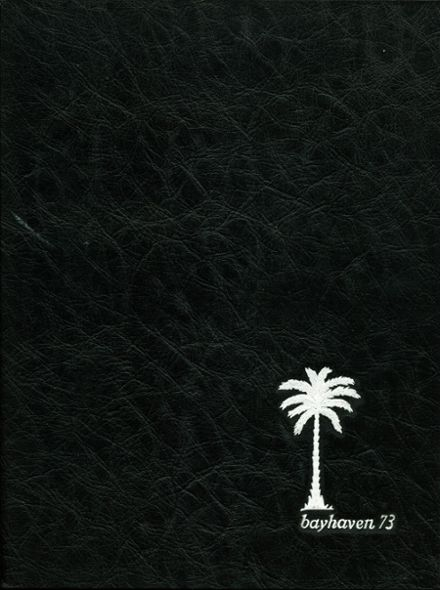 1973 Assumption Academy Yearbook Cover