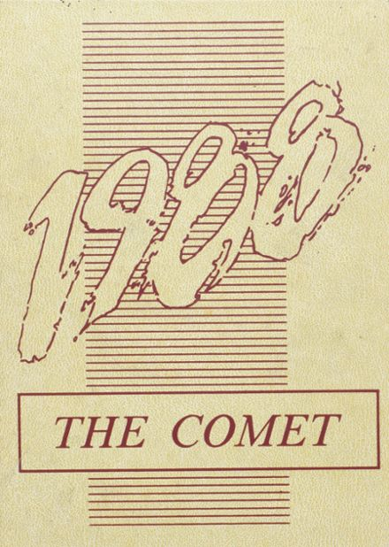 1988 Carlisle County High School Yearbook Cover