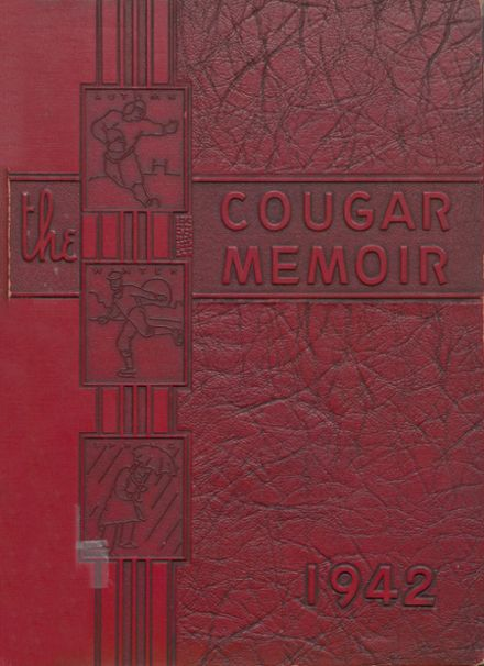 1942 Charleroi High School Yearbook Cover